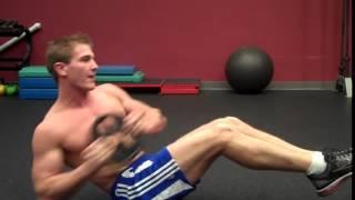 Смотреть видео упражнения на боковые мышцы пресса видео