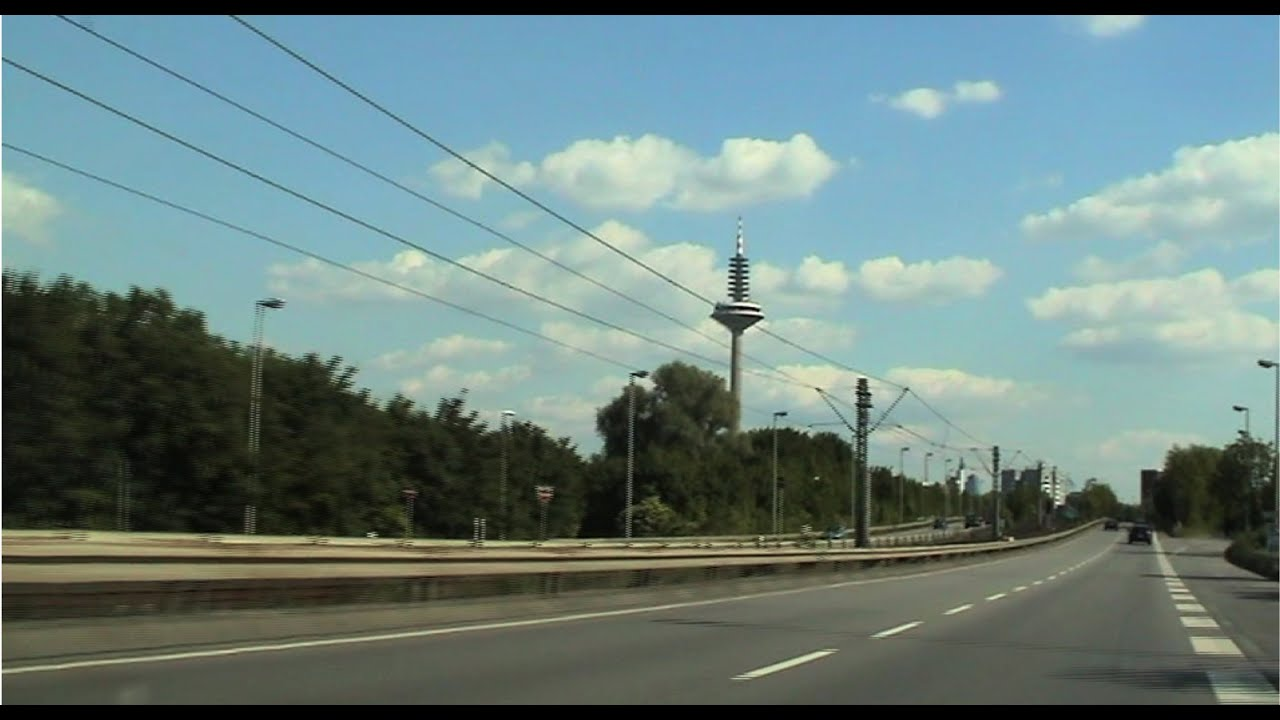 Frankfurt - The Long and Winding and Repetitive Road