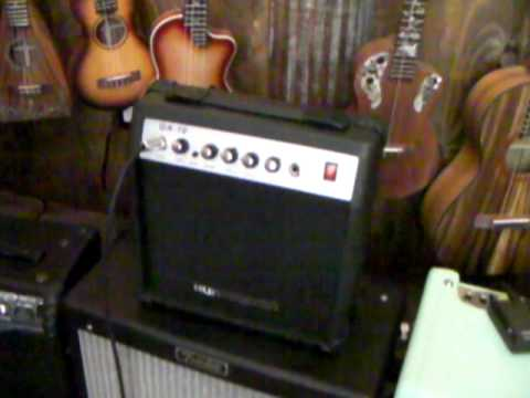 hqdefault 10w guitar practice amplifier 10 watt combo amp youtube  at alyssarenee.co