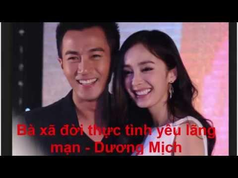 """Dàn """" người tình """" tuyệt sắc của Lưu Khải Uy - the """"lover"""" of Hawick Lau beautiful"""