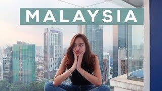 SALSHABILLA #VLOG - GANGGUIN UNI YANG LAGI MAGANG!! (MALAYSIA TRIP)
