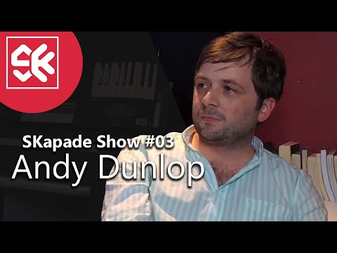 Music Industry tips with former Major Laser/Blink 182 manager - The SKapade Show #3 With Andy Dunlop