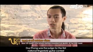 VTC10 - Việt Nam chuẩn bị cho Liên hoan guitar fingerstyle guitar quốc tế