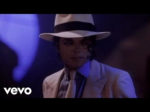 Michael Jackson - Smooth Criminal  Shortened Version  Poster