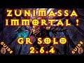 Diablo 3 S16 Zunimassa Immortal Witch Doctor Build 2.6.4 !
