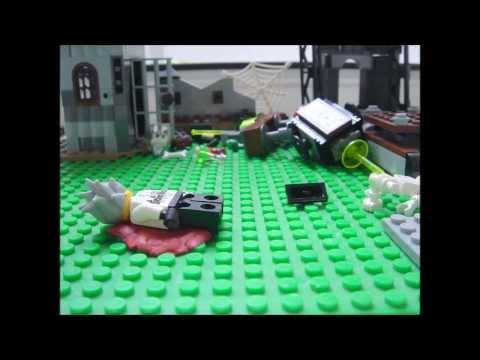 Лего-мультфильм Виктор Франкенштейн 4. Воставший из мёртвых (Серия LEGO Monster Fighters)