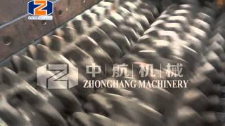 Coal Crusher Test Machine(Zhengzhou Zhonghang Machinery)
