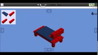 Tutorial - Lego Bunk Bed