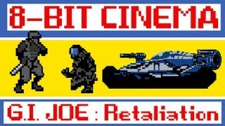 G.I. Joe - 8 Bit Cinema!
