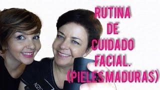 Rutina facial para pieles maduras (colabora la Porpomami!)