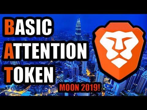 Basic Attention Token Soaring Into 2019! Nevada & Colorado Bullish on Crypto! Coinbase Debit Card!