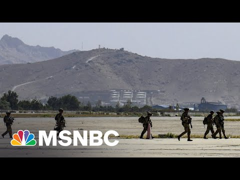 McCaskill On Afghanistan: It Was Never Going To End Smoothly