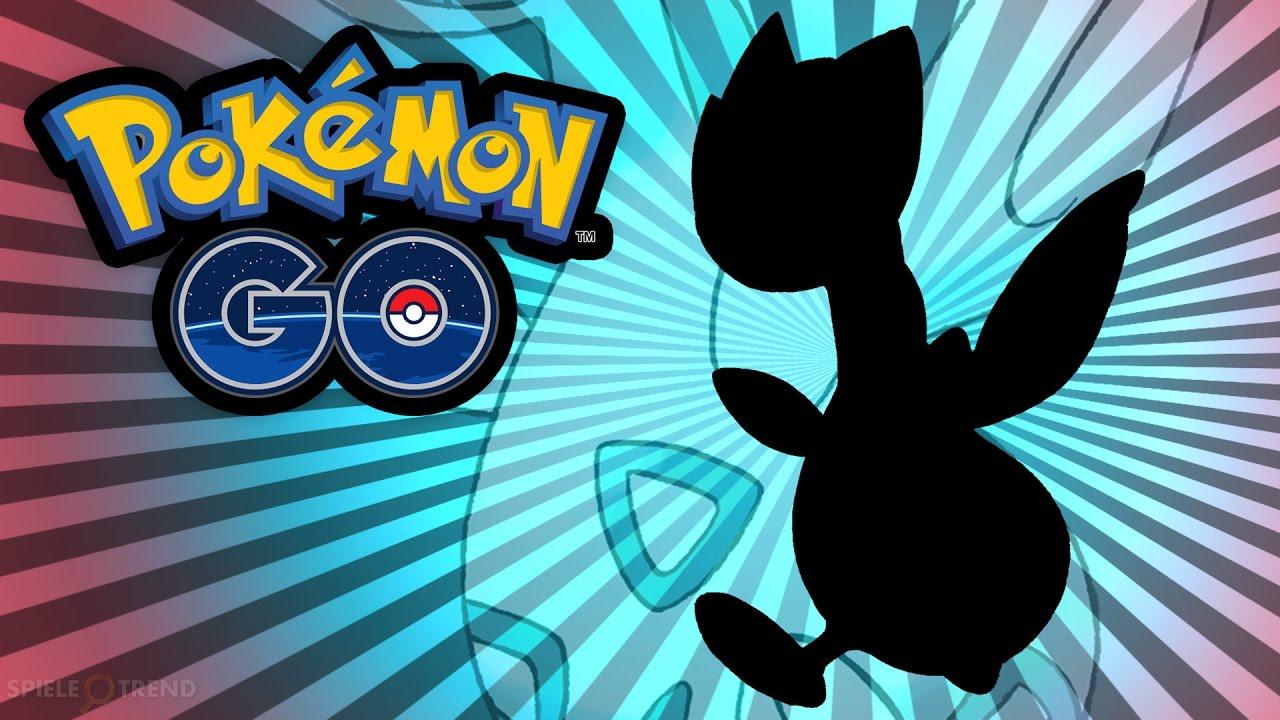 Pokemon Go Spuren