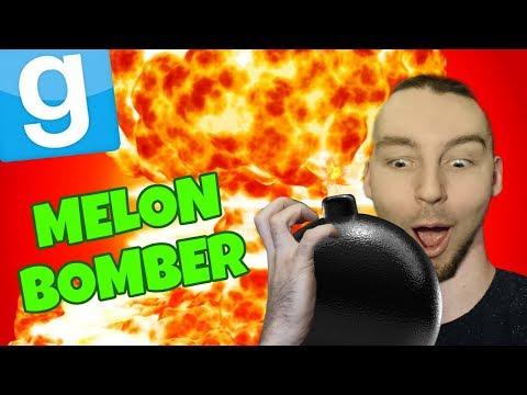 MISTRZ BOMB | GARRY'S MOD: MELONBOMBER #16