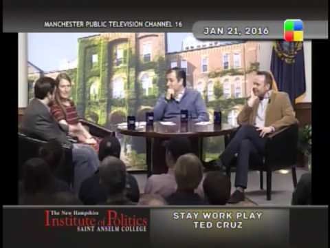 """""""Life of the Party"""" - Ted Cruz"""