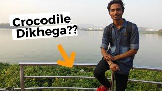 Crocodile Dikhega?? | Powai lake | Lyrical Vlogger | Vlog #93