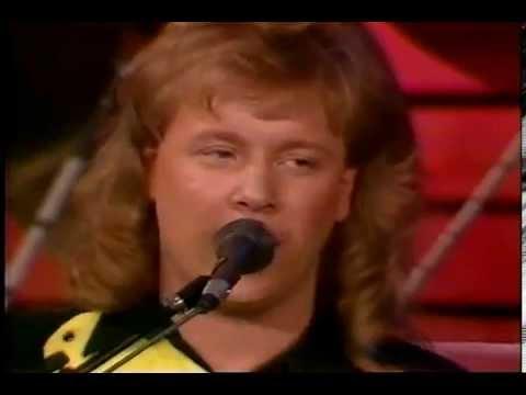 Rod Janzen and Prairie Fire - Killing A Little Time - No. 1 West - 1989