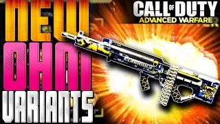 COD AW: NEW OHM Variants  