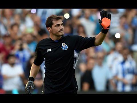 Iker Casillas - Get Up Motivational Video 2017 - YouTube