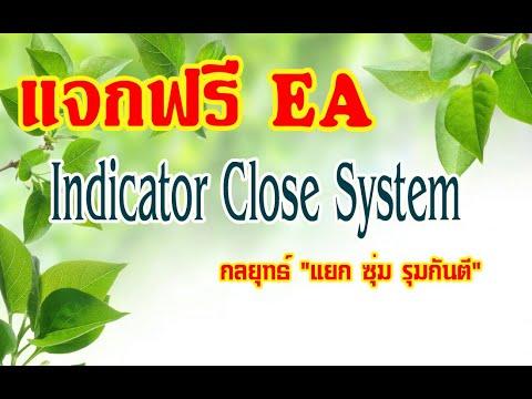 แจกฟรี !!! EA Forex Indicator Close System & TCCI MACD Bollinger Bands