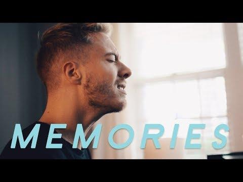 Maroon 5 - Memories Acoustic Cover by Jonah Baker