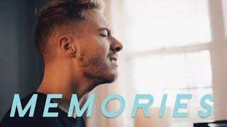 Maroon 5 Memories Acoustic Cover by Jonah Baker