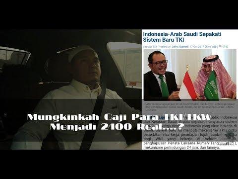 RI-Saudi Sepakat Sistem Baru Pengiriman TKI/TKW ke Arab Saudi