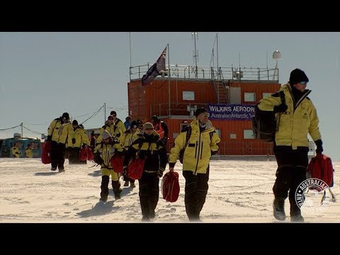 Live and work in Antarctica | Aviation