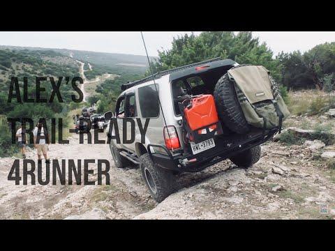 Rig Walk-Around: Alex's Trail-Ready 3rd Gen 4Runner