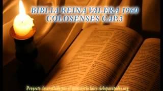 Video BIBLIA REINA VALERA 1960 COLOSENSES CAP 3 download MP3, 3GP, MP4, WEBM, AVI, FLV Desember 2017