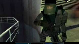 Rainbow Six (1998) - Operation Blue Sky (One Team)