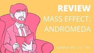 Review - Mass Effect: Andromeda