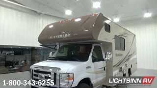 Lichtsinn.com - New 2016 Winnebago Minnie Winnie 22R Motor Home Class C
