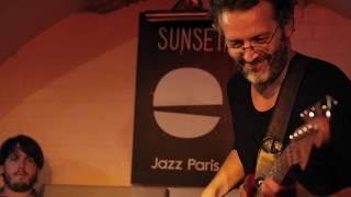"""Hugo Barré Quartet """"Chroniques Anachroniques"""" / Live au Sunset, Paris (teaser long 6min31)"""