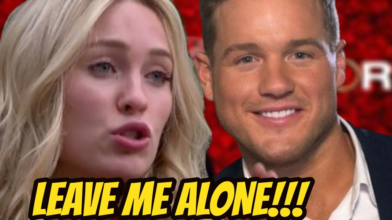 Cassie Randolph DRAGS Colton Underwood! Accuses Him of MONETIZING Their Breakup! l The Bachelor
