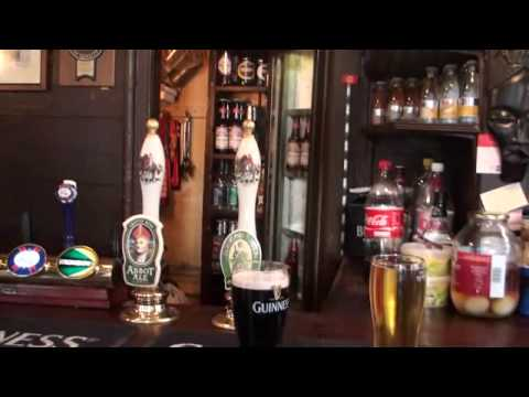 Guiness - The Smallest Pub in the World (Official)