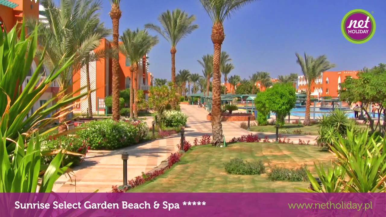 Hotel Sunrise Select Garden Beach Resort Spa