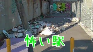 【大阪近郊の秘境駅】南海高野線 木津川駅を訪問