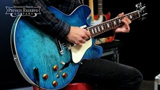 Gibson 2018 ES-335 Figured Semi-Hollow Electric Guitar