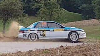 Mühlstein Rallye 2018 Rundkurs