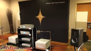 Raidho D1, Constellation, Ansuz Acoustics, RMAF 2014