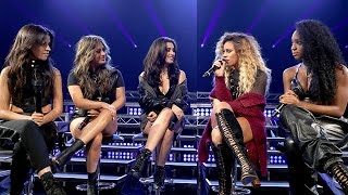 Fifth Harmony Take Over iHeartRadio Theater, Cover