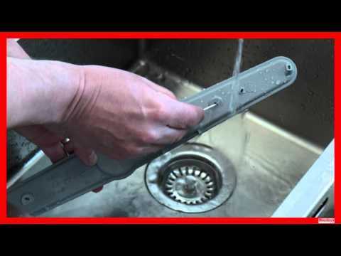 Blomberg Dishwasher Maintanence