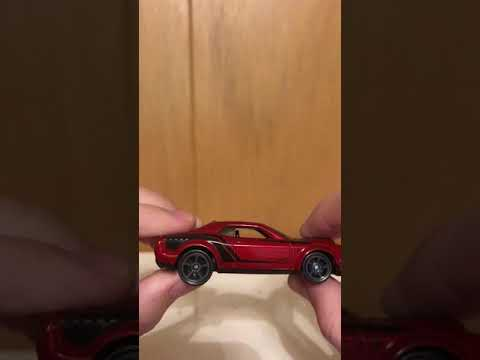 Dodge Challenger SRT Demon in red Review