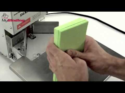 Akiles Diamond 5 Corner Rounder Demo Video