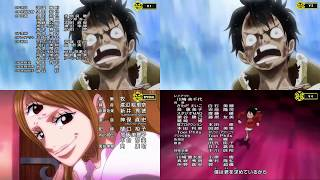 Download Lagu One Piece Opening 20 Comparison 4 Version mp3