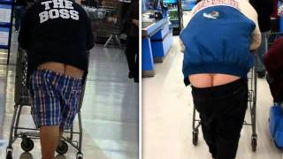 ( VERY SEXY ) People In Walmart