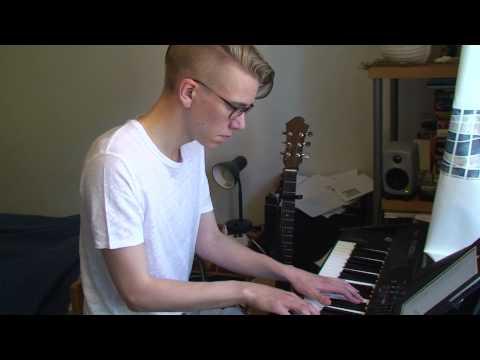 PMMP - Päiväkoti (Piano Cover)