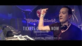 Paul van Dyk joins TomorrowWorld 2015