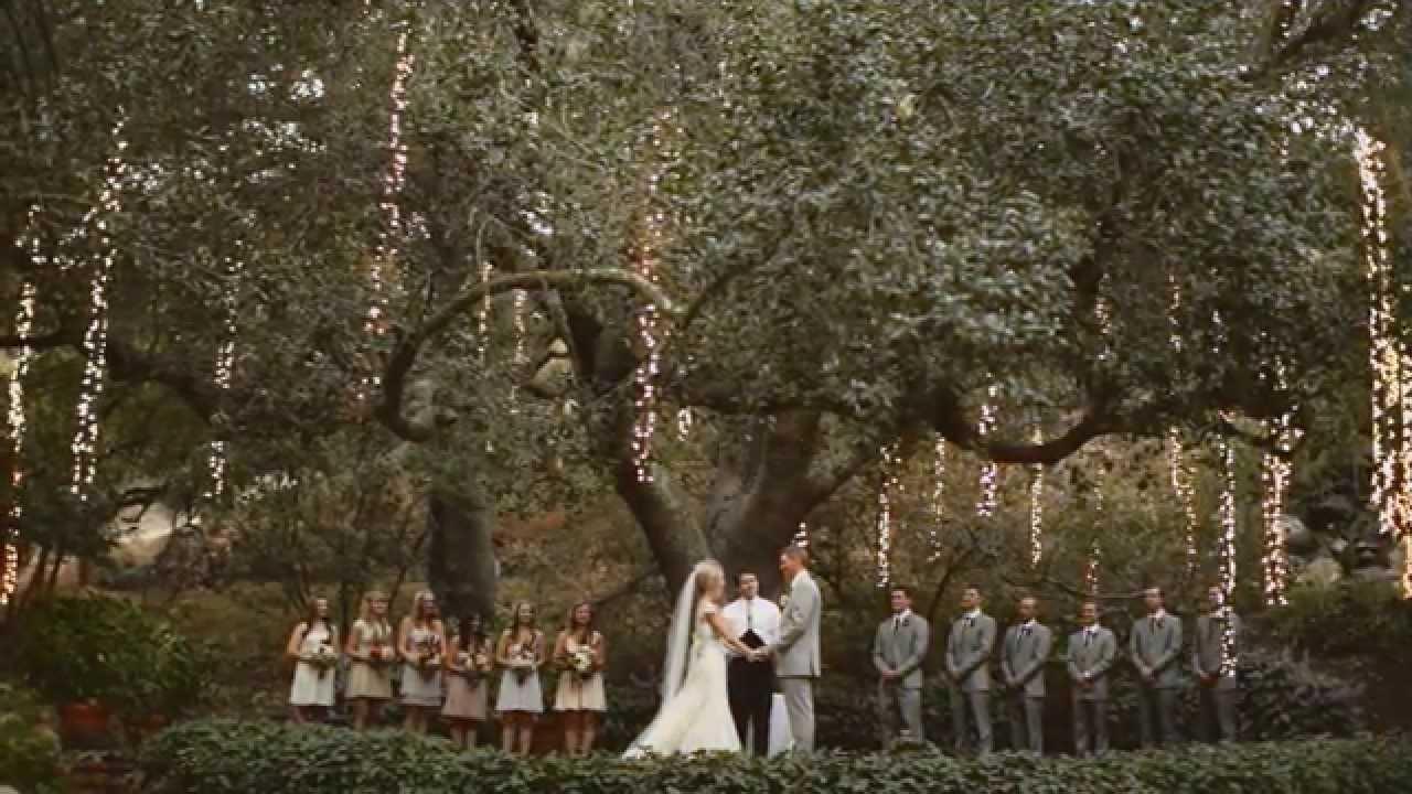 Calamigos Ranch Wedding Video Malibu Wedding Videographer